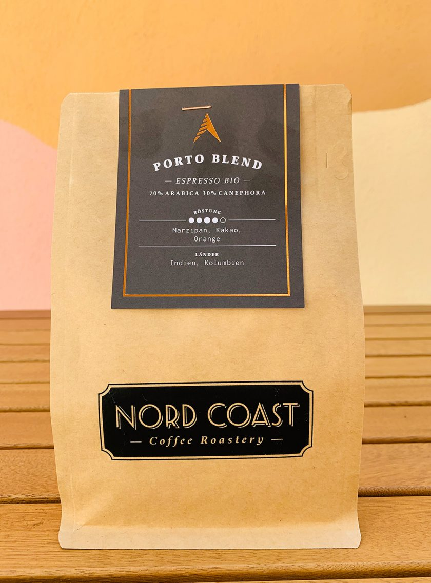 Juli liebt Kaffee - Nordcoast Porto Blend