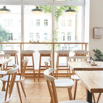 Juli liebt Kaffee - Café