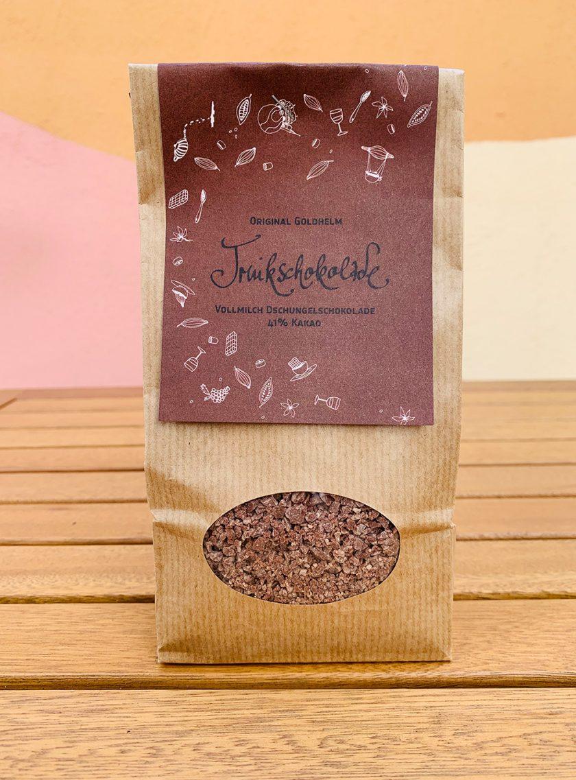 Juli liebt Kaffee - Trinkschokolade Vollmilch