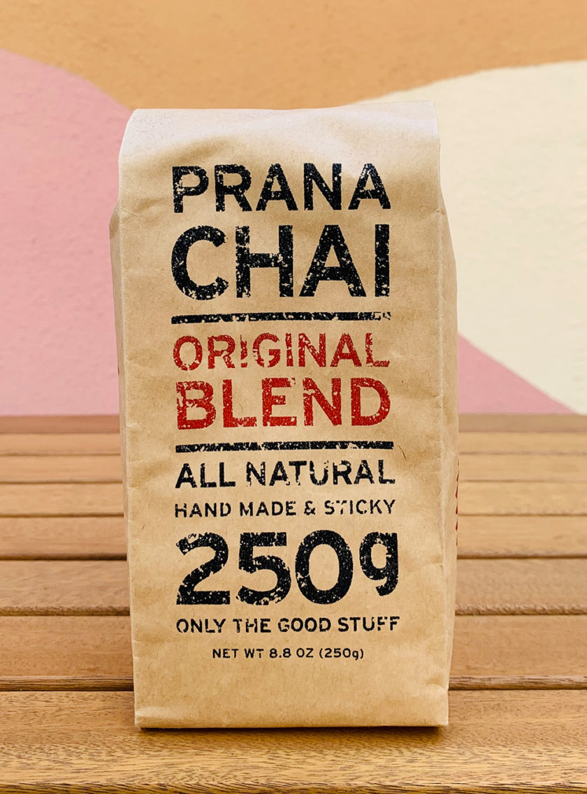 Juli liebt Kaffee - Prana Chai Original Blend